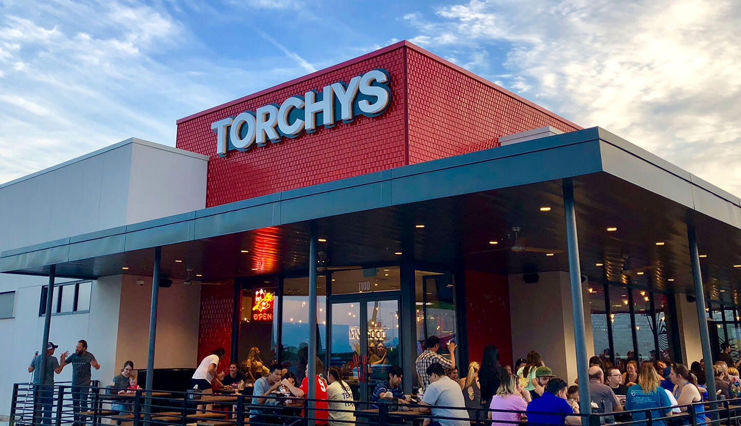 Torchy's Tacos Belterra