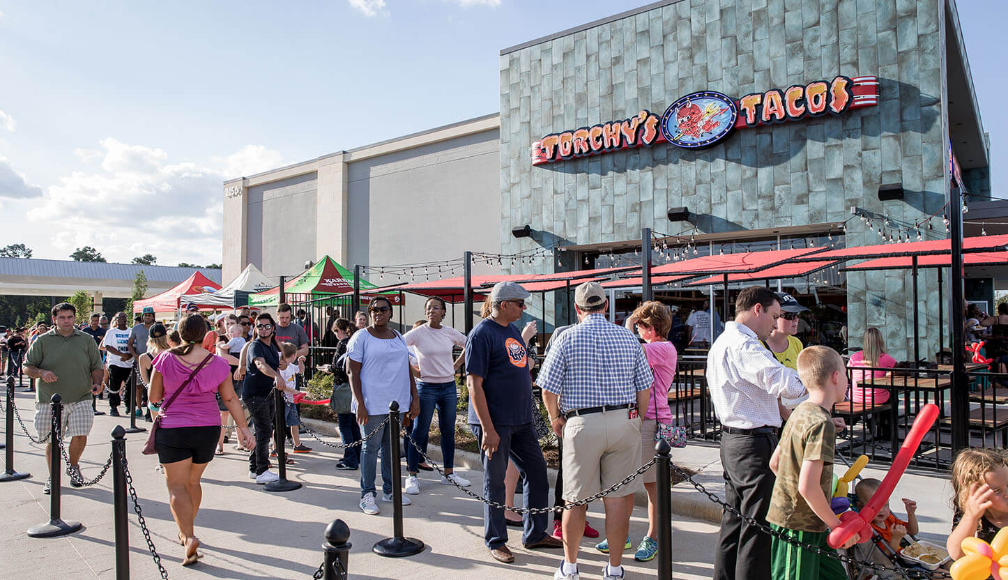 Torchy's Tacos Spring