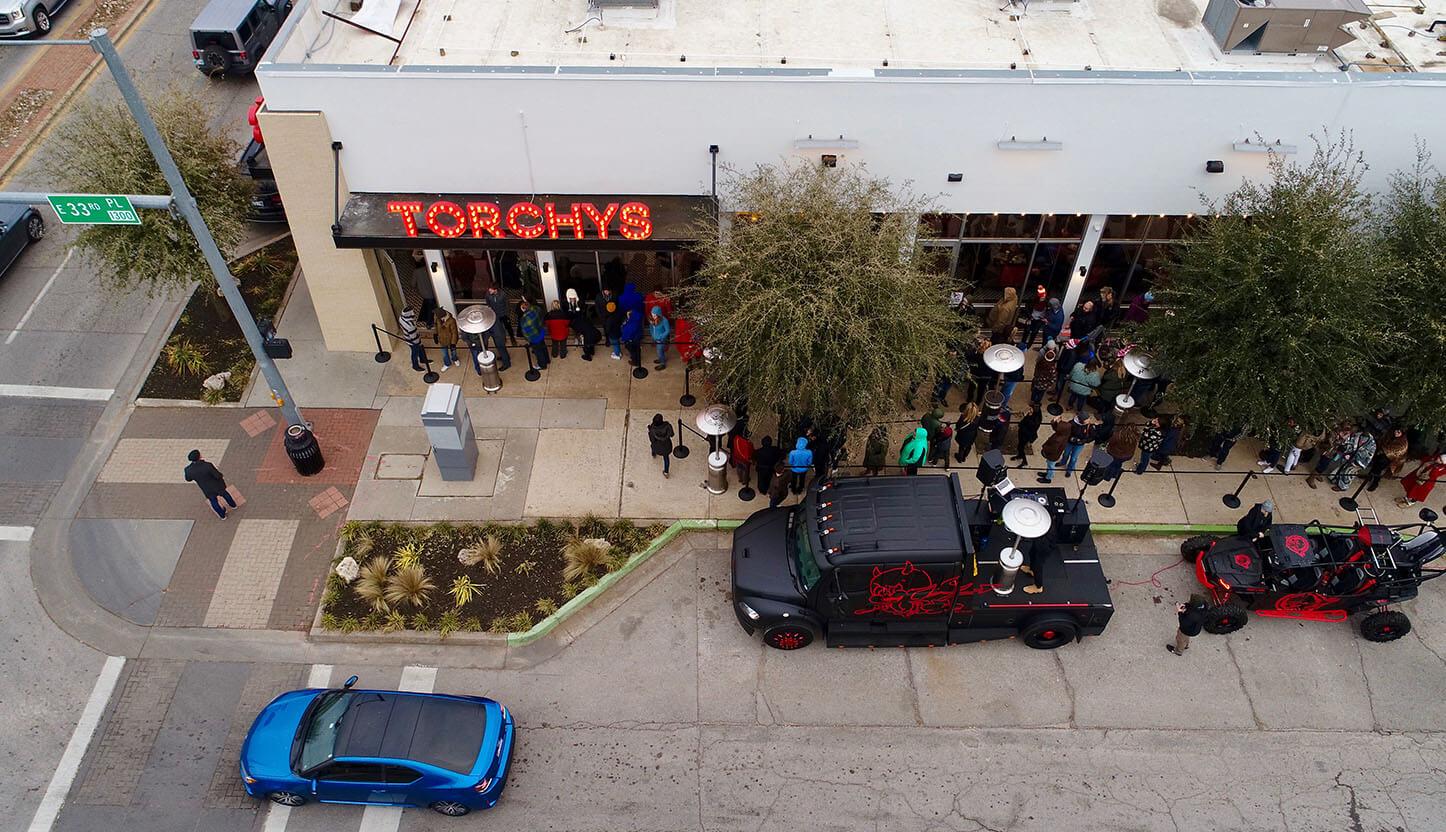 Torchy's Tacos Tulsa