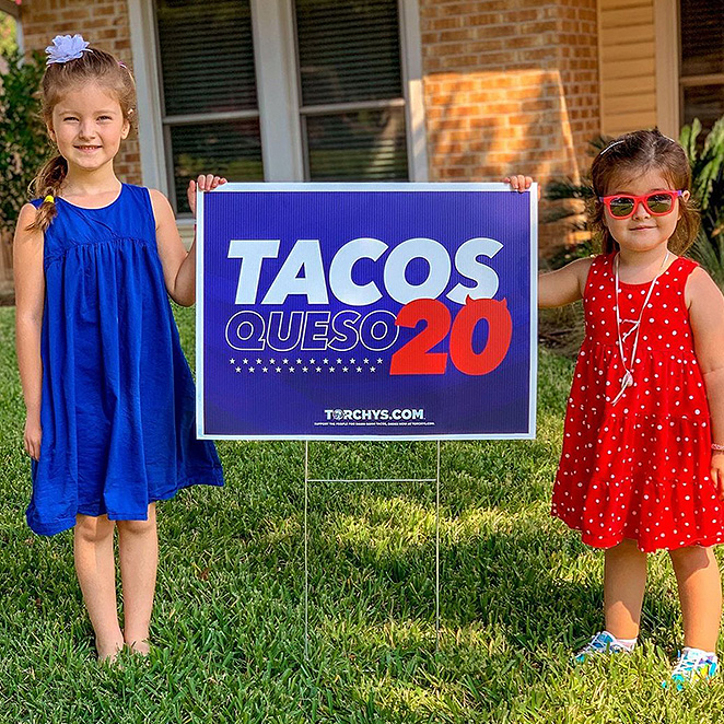 Tacos Queso 2020